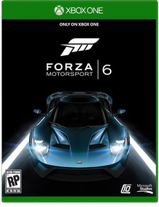 Forza Motorsport 6 (Xbox One) - Pre-owned