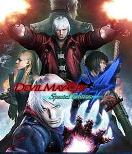 Devil May Cry 4: Special Edition (PC Download)