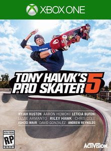 Tony Hawk's Pro Skater 5 (Xbox One Download) - Gold Required