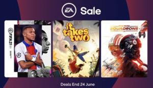 Green Man Gaming: EA Fall Action Sale
