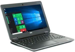 Dell Latitude E7240 Core i5-4300U, 8GB RAM, 128GB SSD (Refurbished)