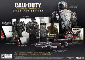 Call of Duty: Advanced Warfare Atlas Edition (PS4)