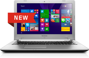 Lenovo Z51 80K600QGUS Core i5-5200U, 8GB RAM, Full HD 1080p, Windows 10