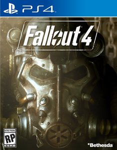 Fallout 4 (PS4 - Pre-owned)