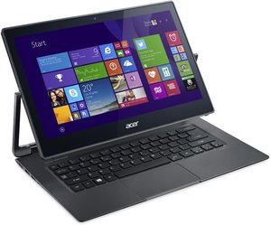 Acer R7-371T-78XG 1440p Touch 2-in-1 Laptop Core i7-4510U, 8GB RAM, 256GB SSD