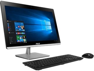 Asus 23-inch All-in-One Desktop, Core i5-6400T, 8GB RAM, 1TB HDD, 1080p Touch (Refurbished)