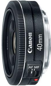 Canon EF 40mm f/2.8 STM Lens (Refurbished)