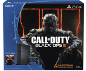 PlayStation 4 Call of Duty: Black Ops 3 Bundle + Uncharted Collection + Paragon