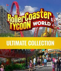RollerCoaster Tycoon World - Ultimate Collection (PC Download)