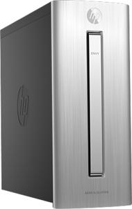 HP Envy 750se Core i7-6700 Skylake, 12GB RAM, GeForce GTX 745, Win 7 Pro