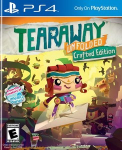 Tearaway: Unfolded (PS4 Download)