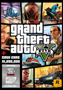 Grand Theft Auto V Great White Bundle (PC Download)