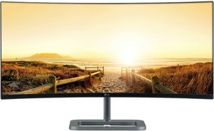 LG 34UC87M-B 34-inch IPS Curved Monitor