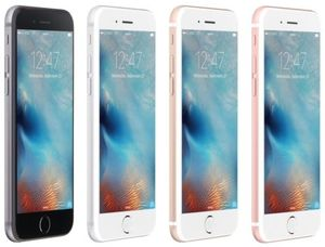 Apple iPhone 6s 128GB GSM Unlocked Smartphone (Refurbished)