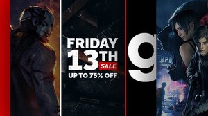 Green Man Gaming Friday the 13th Sale