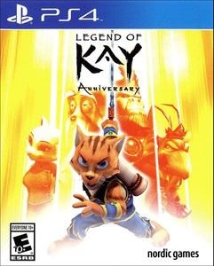 Legend of Kay Anniversary (PS4 Download) - PS Plus Required