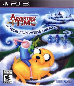 Adventure Time: The Secret of the Nameless Kingdom (PS3) - Pre-owned