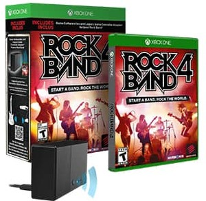 Rock Band 4, Cheapest Price & Best Deal