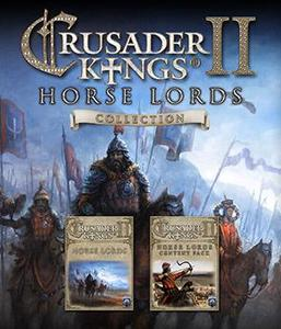 Crusader Kings II: Horse Lords Collection (PC DLC)