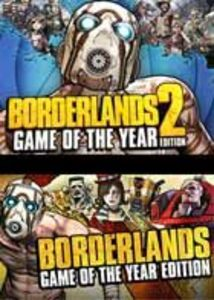 Borderlands GOTY & Borderlands 2 GOTY Pack (PC Download)