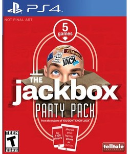 The Jackbox Party Pack (PS4 Download) - PS Plus Required
