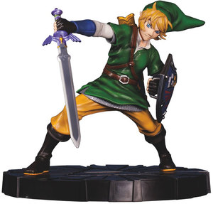 Legend of Zelda: Skyward Sword Statue