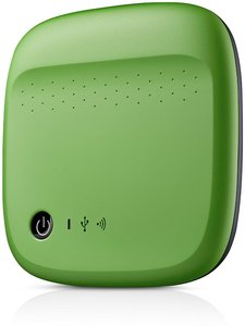 Seagate Wireless Mobile Storage 500GB External Hard Drive