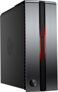 HP ENVY Phoenix 850se, Core i7-5820K, GeForce GTX 980 4GB, 2TB RAID 5, 16GB RAM