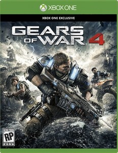 Gears of War 4 (Xbox One) + $10 Gift Code + Release Day Delivery