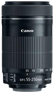 Canon EF-S 55-250mm f/4-5.6 IS STM Lens (Refurbished)