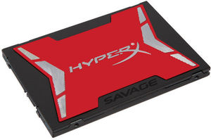 "Kingston HyperX Savage SSD 2.5"" 480GB SHSS37A/480G"