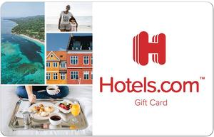 $100 Hotels.com Gift Card (Email Delivery)