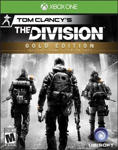 Tom Clancy's The Division Gold Edition (Xbox One Download)
