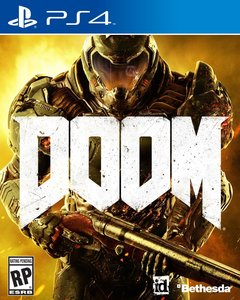 Doom (PS4 Download) - PS Plus Required