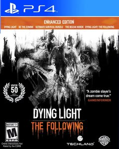 Dying Light: The Following - Enhanced Edition (PS4 Download)