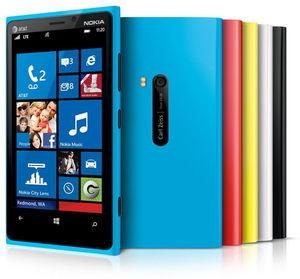 Nokia Lumia 920 AT&T Unlocked Cell Phone