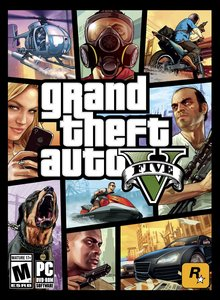 Grand Theft Auto V (PC DVD)