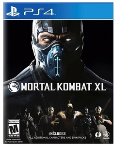Mortal Kombat XL (PS4 Download) - PS Plus Required