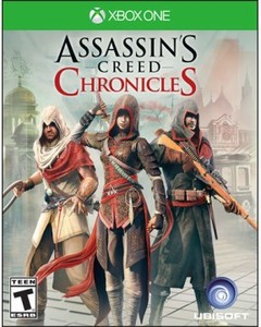 Assassin's Creed Chronicles Trilogy (Xbox One Download)