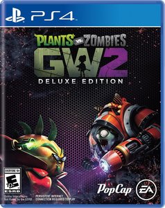 Plants vs. Zombies Garden Warfare 2 - Deluxe Edition (PS4 Download) - PS Plus Required