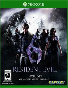 Resident Evil 6 (Xbox One Download) - Gold Required