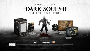 Dark Souls II: Collector's Edition (PC)