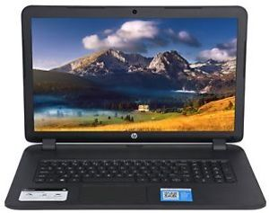HP 17-p121 Quad-Core A6-6310