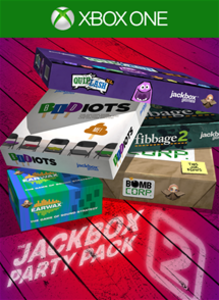 The Jackbox Party Pack 2 (Xbox One)