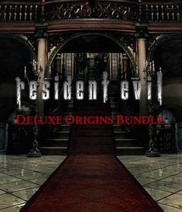 Resident Evil Deluxe Origins Bundle (PC Download)