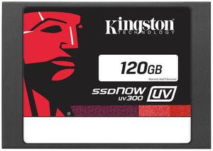 """Kingston SSDNow UV300 Series 2.5"""" 120GB SUV300S37A/120G"""