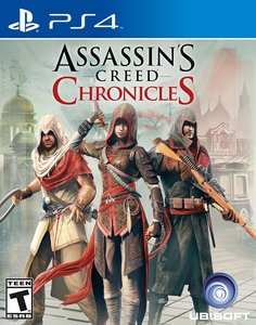 Assassin's Creed Chronicles (PS4) - Pre-owned