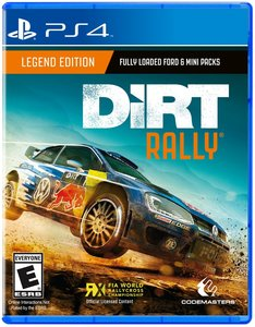 DiRT Rally (PS4 Download) - PS Plus Required