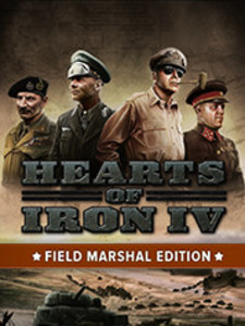 Hearts of Iron IV: Field Marshal Edition (PC Download)