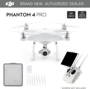 DJI Phantom 4 Professional Quadcopter Drone with 4K Camera